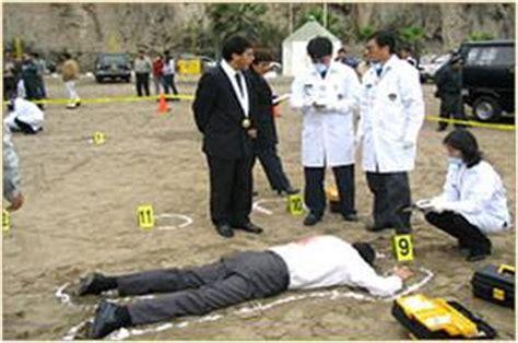 Diplomado de Investigación Criminal