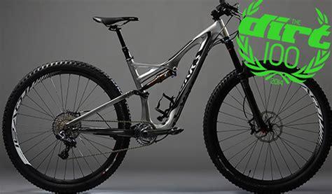 Dirt 100   Top Trail Mountain Bikes 2014