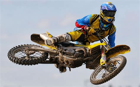 Dirt Bike Racing - Wallpaper #34256