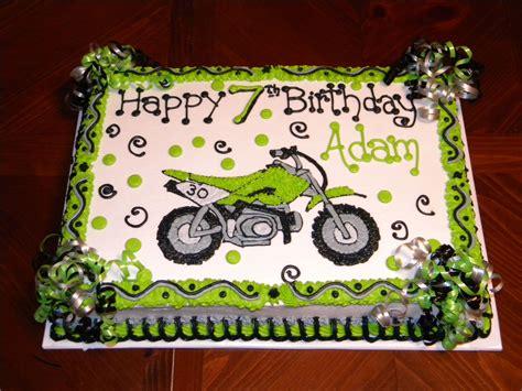 DIRTBIKE BIRTHDAY CAKE | Dirt Bike Cake — Children's ...