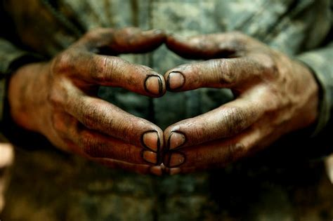 Dirty Hands and Extended Metaphors | Collective Development.