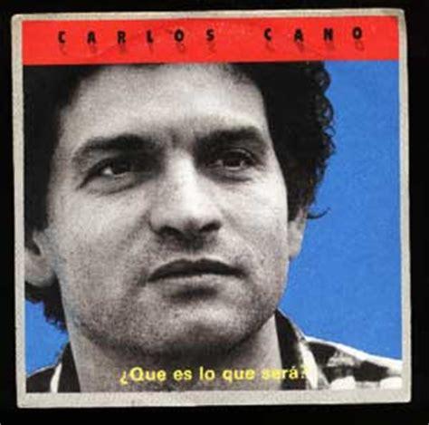 Discografia de CARLOS CANO