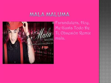 Discografía de maluma!!