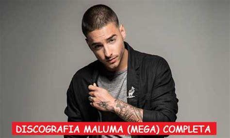 Discografia Maluma MEGA Completa 320 Kbps Albums [MP3]