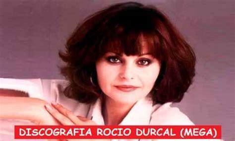 Discografia Rocío Dúrcal MEGA Completa 320 Kbps 1 Link [42CDs]