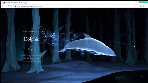 Discover your Patronus - Test Pottermore DOLPHIN - YouTube