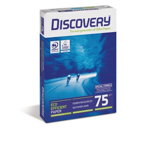 Discovery 75 - A4 - 75 g/mq - 788603 (minipallet 50 risme ...