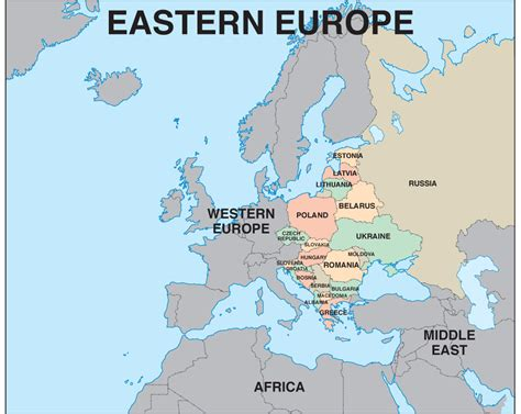 Discussion: Eastern vs Western Europe - Page 2 - Classic ATRL