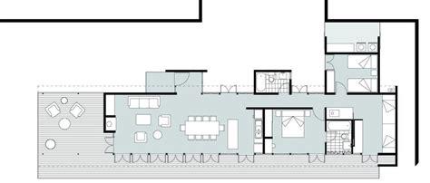 Diseño casa de campo tres dormitorios | Planos de Arquitectura