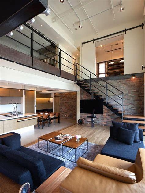 Diseño de apartamento en un almacén, tiene una de las ...