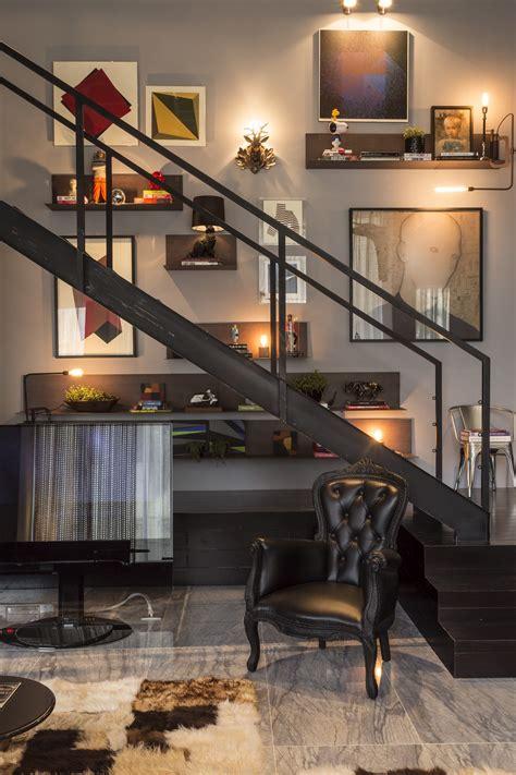 Diseño de apartamento tipo loft, moderna decoración ...