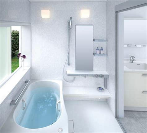 Diseño de baños pequeños por TOTO : Decorando Mejor