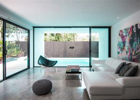 Diseño de casa minimalista de dos pisos, planos y fachadas ...