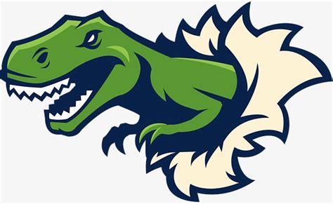 Diseño De Dibujos Animados De Dinosaurio Tyrannosaurus Rex ...
