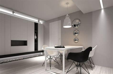 Diseño de interiores al estilo minimalista con toque ...