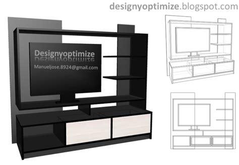 Diseño De Muebles Madera: Construir Mueble Principal Para ...