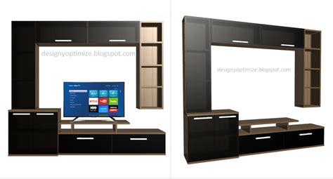 Diseño De Muebles Madera: Mueble Para TV Pantalla Plana ...