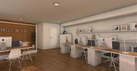 Diseño de oficinas MGC & CO. Un proyecto de interiorismo ...