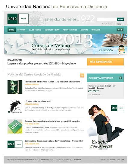 Diseño de páginas web » Diseño y desarrollo. Madrid ...