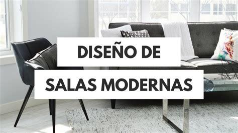 Diseño de Salas Modernas   YouTube