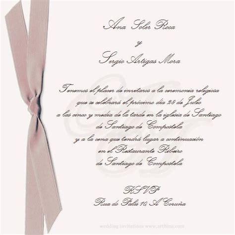 Diseño de Tarjeta de Invitación de boda - marfil de color ...