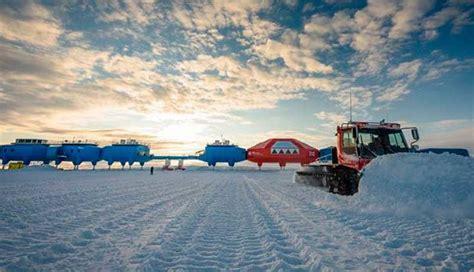 Diseño modular en el lugar más frío del planeta | Vida Modular