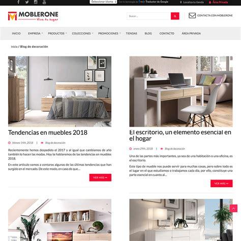Diseño páginas web y marketing online: Moblerone