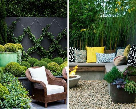 Diseño y decoración de jardines pequeños   Decoración