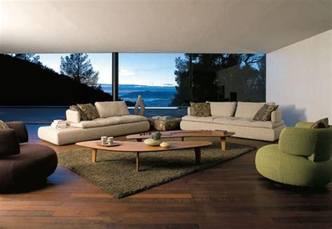 Diseños contemporáneos de sofás para tu sala de estar ...