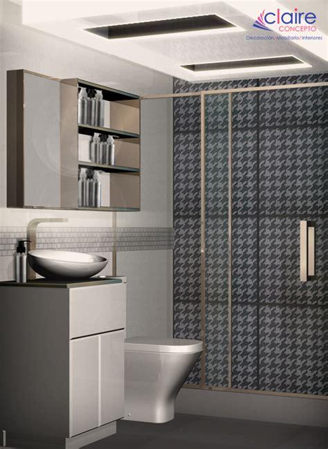Diseños de baños modernos y minimalistas. Azcapotzalco ...