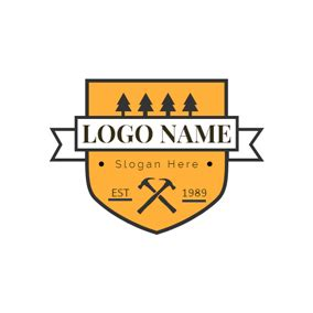 Diseños de logotipos de árboles gratis | Creador de ...