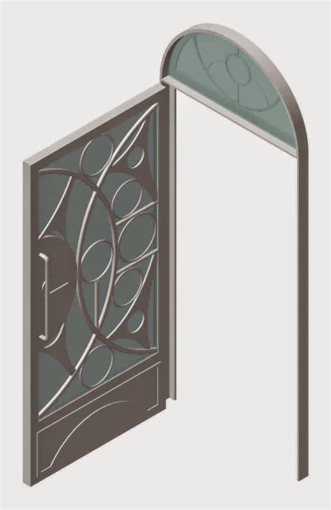Disenos De Puertas De Metal Pictures to Pin on Pinterest ...