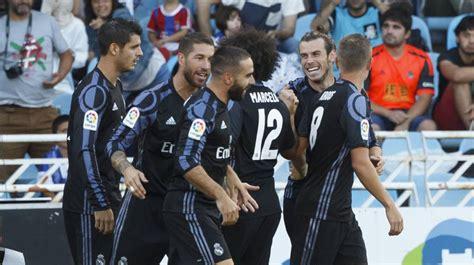 diseñoweb: LIGA FUTBOL   Real Sociedad  0  Real Madrid  3 ...