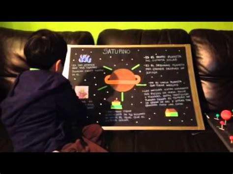 Disertación Saturno de Matías - YouTube