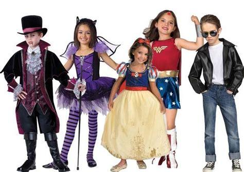 Disfraces para niños y fiestas del colegio
