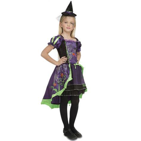 Disfraz Bruja Damisela niña | Disfraces Halloween en 24h