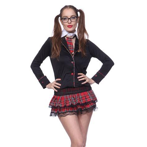 Disfraz de Colegiala Chica Disfraces para Mujer adulto ...