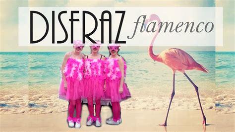 Disfraz de flamenco animal | DIY - YouTube