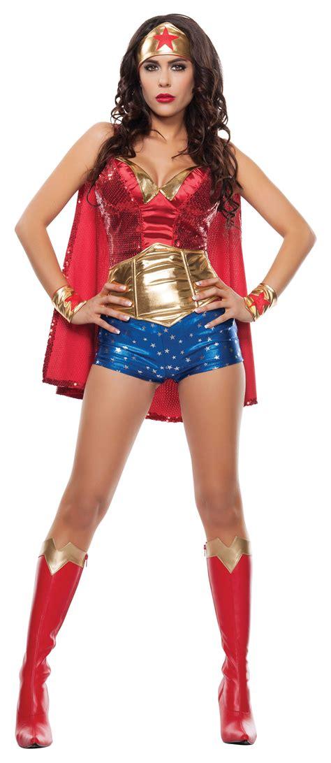 Disfraz de la Mujer Maravilla | Disfraz mujer maravilla ...