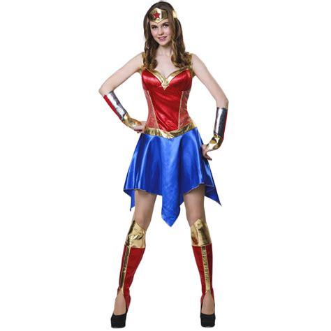 Disfraz de Wonder Lady para Adulto | Comprar Online