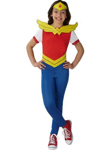 Disfraz de Wonder Woman comic para niña: comprar online en ...
