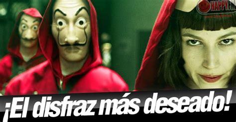 Disfraz  La casa de papel    Máscaras Dalí: Este es el ...