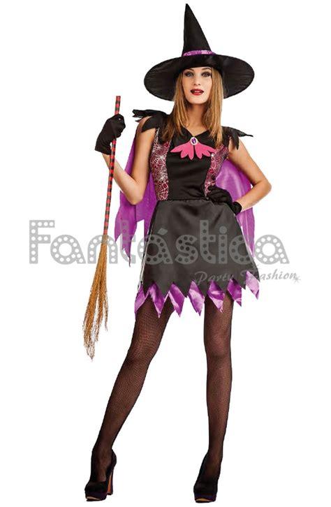 Disfraz para Mujer Bruja Fantástica   Tienda Esfantastica