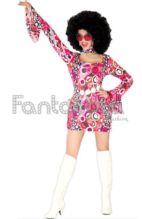 Disfraz para Mujer Disco años 70 - Tienda Esfantastica
