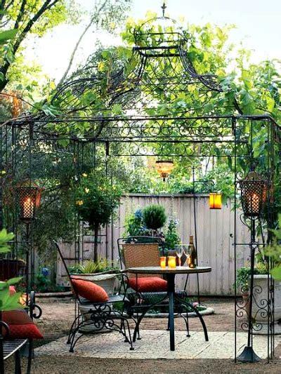 Disfrutando con mis muebles de jardín   Forja Hispalense Blog