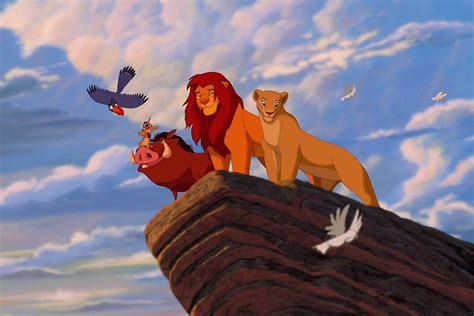 Disney Announced a New 'Lion King' Live Action Movie