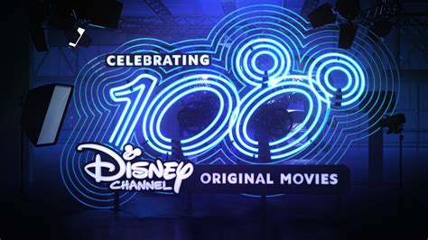 Disney Channel 100TH DCOM