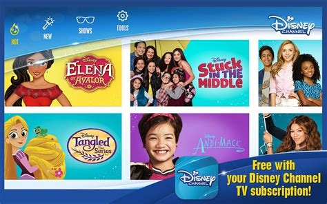 Disney Channel Canada - Android Apps on Google Play