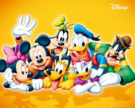 DISNEY   characters Poster | Sold at Europosters
