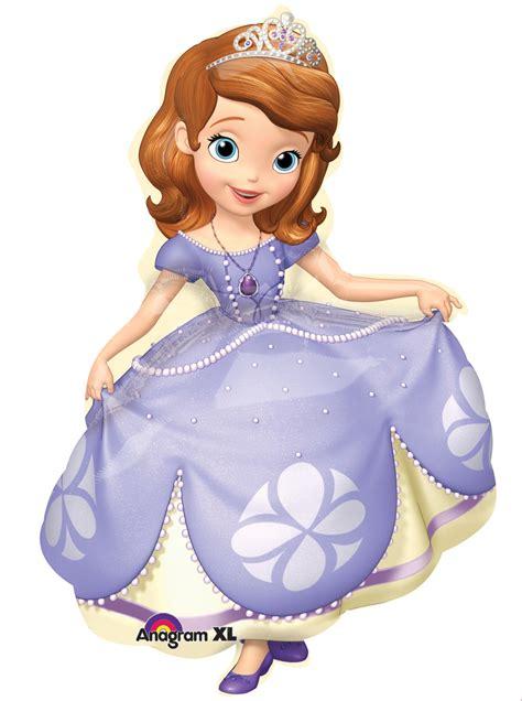 Disney Junior Sofia the First Jumbo Foil Balloon ...